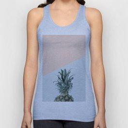 Art with pineapple Unisex Tank Top