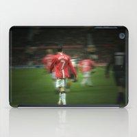 ronaldo iPad Cases featuring Ronaldo by Shyam13