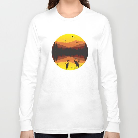 My Nature Collection No. 35 Long Sleeve T-shirt