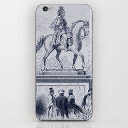 Prancing Pony iPhone Skin