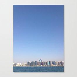 Abu Dhabi Canvas Print