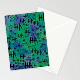 Joke: HA HA HA Stationery Cards
