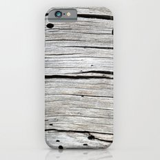 Dried Wood Grain (Lower Echo Lake, California) Slim Case iPhone 6s