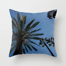 Look Up! Throw Pillow