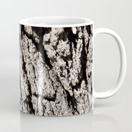 TEXTURES: Englemann Oak Bark Coffee Mug