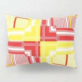 Geometrical Mania Pillow Sham