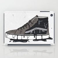 vans iPad Cases featuring Vans Sk8-hi's by shoooes