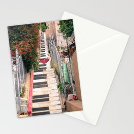 Piano <3 Staircase Stationery Cards