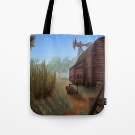 Small Farm Tote Bag