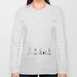 Moomin Long Sleeve T-shirt