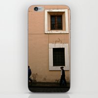street iPhone & iPod Skins featuring Street by Dave Houldershaw