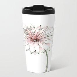 Pastel Lionhead Bloom Travel Mug