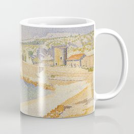 The Jetty at Cassis, Opus 198 Coffee Mug