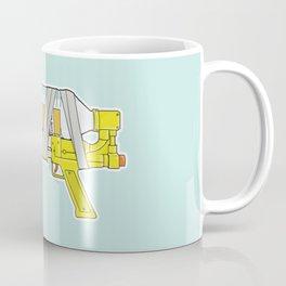Child Friendly Flamethrower Coffee Mug