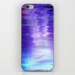 Glytch 09 iPhone Skin