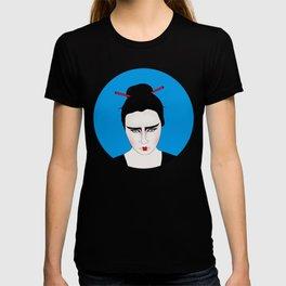 Grumpy Geisha // Japanese Style T-shirt