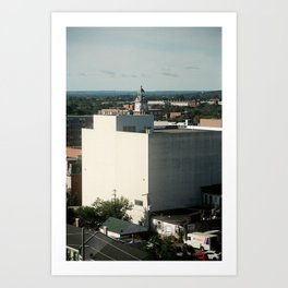 Peterborough Art Print
