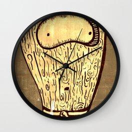 Ninja For Dummies Wall Clock