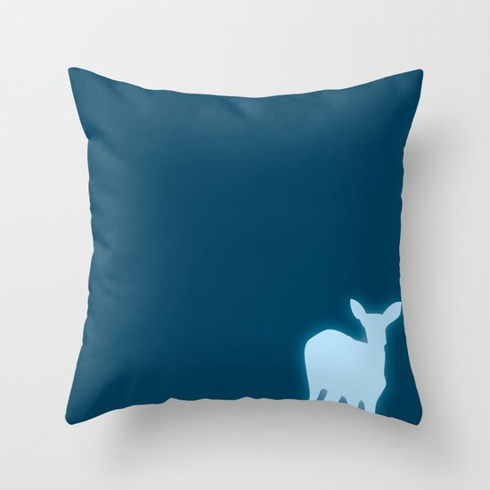 Always... Throw Pillow