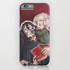 Babysitting - Snape and Draco Slim Case iPhone 6s