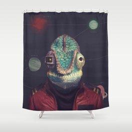 Star Team - Leon Shower Curtain