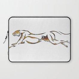 Cheetah Laptop Sleeve