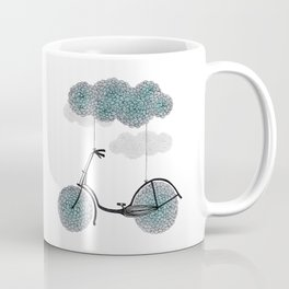 Ride Or Fly Coffee Mug
