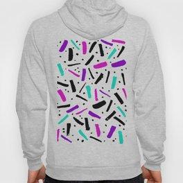 confetti minimal styled simple pattern Hoody