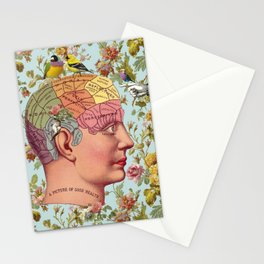 Away with the Birds Stationery Cards