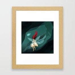 Child of Light Framed Art Print