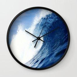 H.B. Empty Wave Wall Clock
