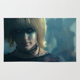 Pris Blade Runner Replicant Rug