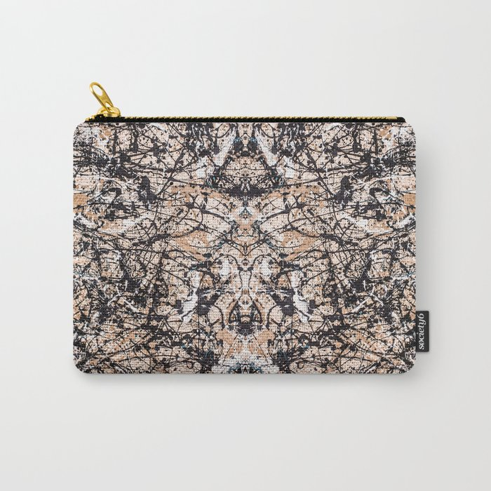 Reflecting Pollock Carry-All Pouch