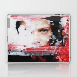 Red 005 Laptop & iPad Skin