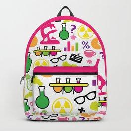 Neon Scientist Backpack