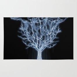 tree of lightings Rug