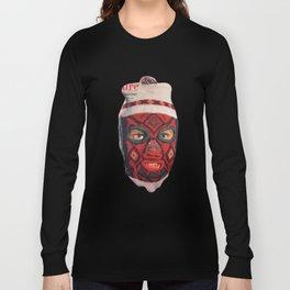 face of spork Long Sleeve T-shirt
