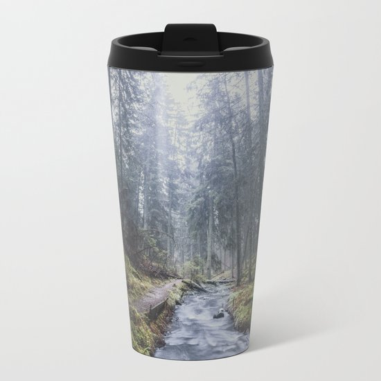 Damped feelings Metal Travel Mug