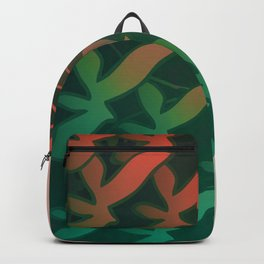 Ebony Green Backpack