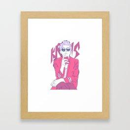 Kris Wu Framed Art Print
