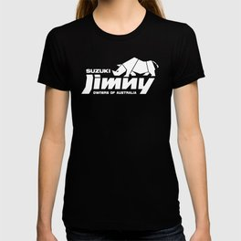 Suzuki Jimny Owners of Australia - Rhino Mono Reversed T-shirt