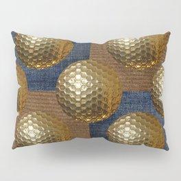 GOLD GOLF Pillow Sham