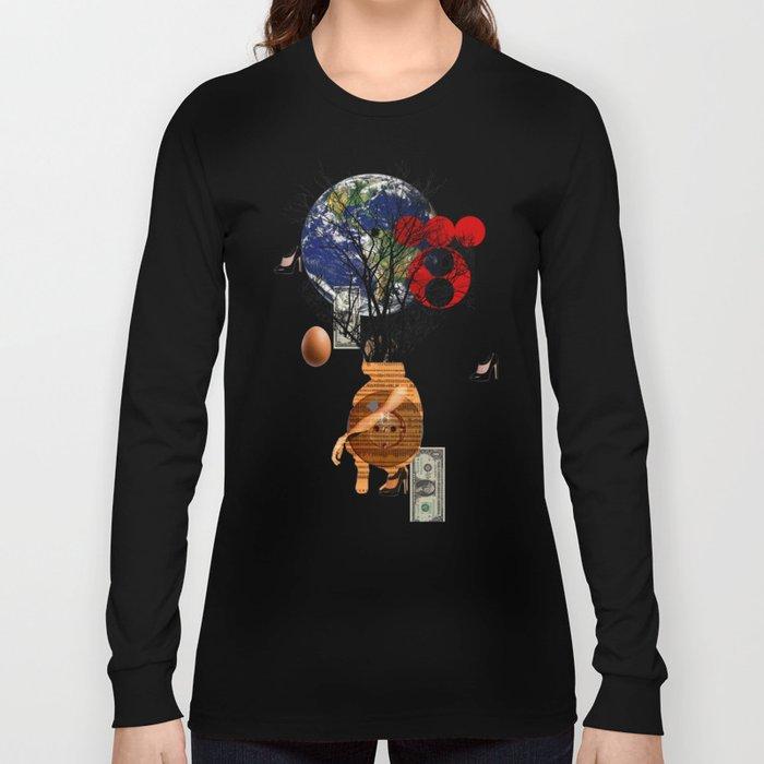 A dream for a lifetime · Maria Long Sleeve T-shirt