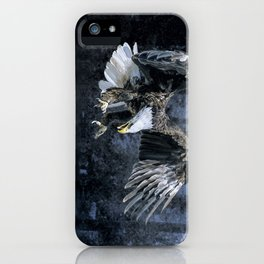 Eye on the prize iPhone Case