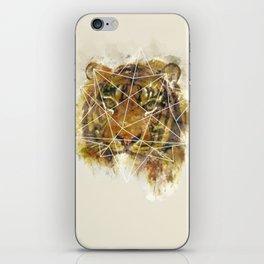 Geo Tiger iPhone Skin