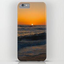 Ocean Sunset 2 iPhone Case