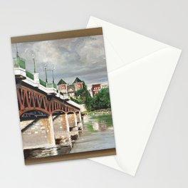 Bridge to Owego Stationery Cards