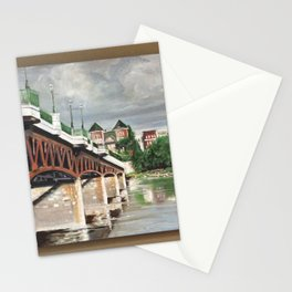 Bridge to Owego Stationery Cards