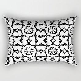 Embroidery pattern Rectangular Pillow