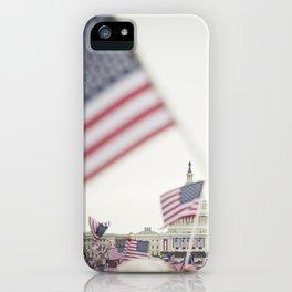 2013 Inauguration: Washington, DC. iPhone Case
